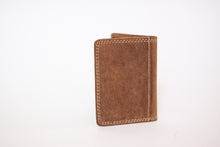 Load image into Gallery viewer, Men's Buffalo Hide Wallet #223