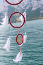 Load image into Gallery viewer, Pink Dreamcatcher