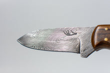 Load image into Gallery viewer, Bob Hanewich Handmade Knife