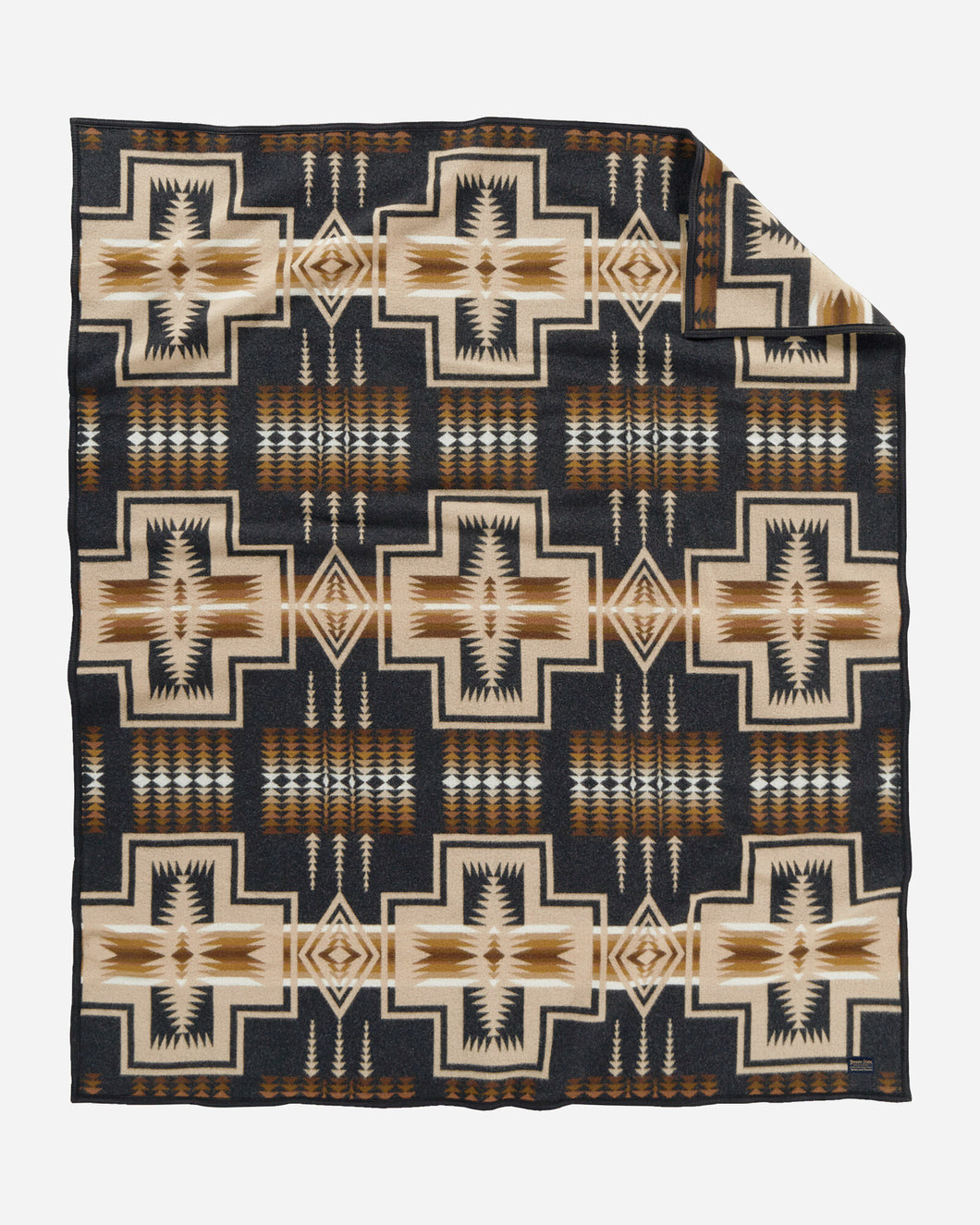 Harding Blanket - Oxford