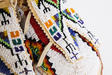 Load image into Gallery viewer, Hand Beaded Moccasins