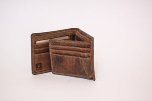 Men's Buffalo Hide Billfold #213