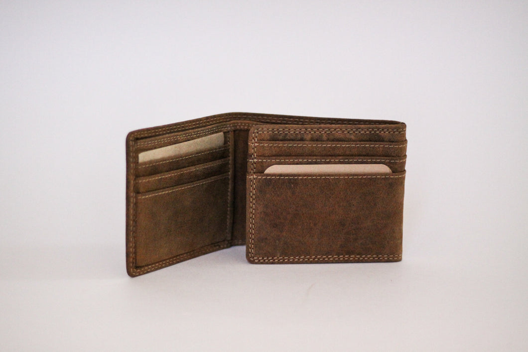 Men's Buffalo Hide Billfold #218
