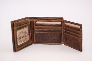 Men's Buffalo Hide Billfold #233