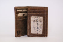 Load image into Gallery viewer, Men's Buffalo Hide Wallet #225