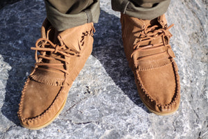 "Men's Laurentian Chief High-Top ""Apache"" Moccasin"