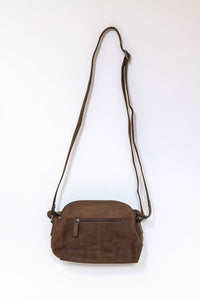 Women's Buffalo Hide Shoulder Bag #2816