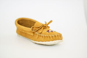 Youth's Laurentian Chief Moccasins