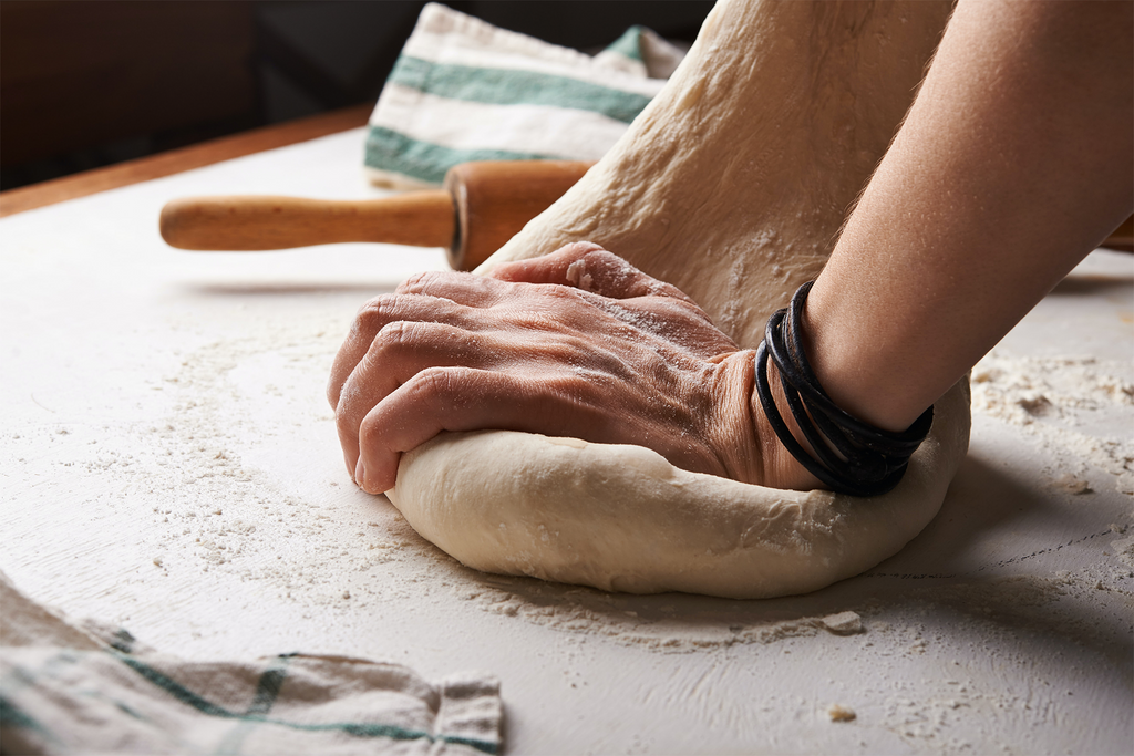 Taylor Hamilton's Homemade Pizza Dough