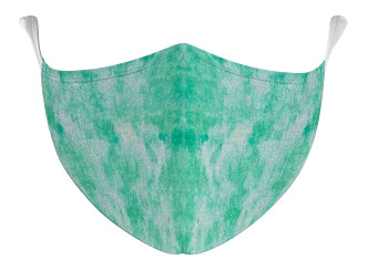 Cloud Tie Dyed Mask