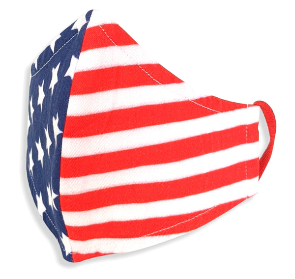 Stars & Stripes Novelty Mask