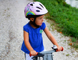 SkullCap children's bike helmet for boys & girls from 2-7 years