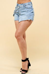 Teaka Denim Shorts (low stock)