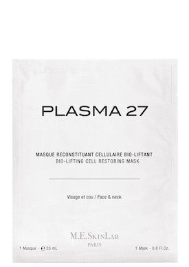 Cosmetics 27 Plasma 27 Bio Lifting Cell Restoring Mask