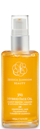 Jessica Johnson Classic Beauty 3N1 Hybrid Facial Oil