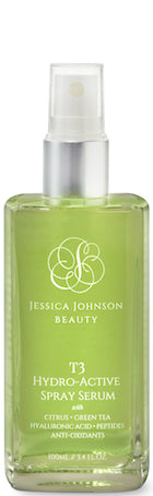 Jessica Johnson Classic Beauty T3 Hydro Active Spray Serum