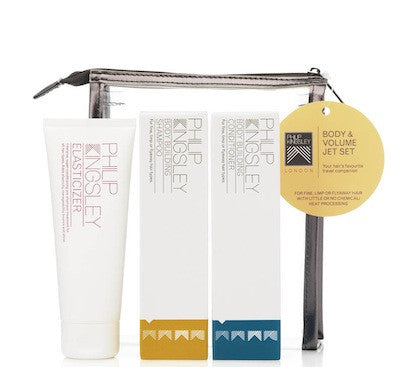 Philip Kingsley Body & Shine Jet Set Travel Kit