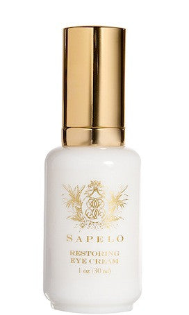 Sapelo Skin Care Restoring Eye Cream