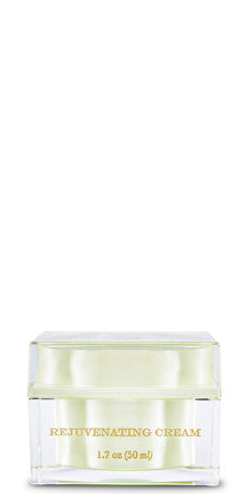 Sapelo Skin Care Rejuvenating Cream with Peptides
