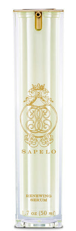 Sapelo Skin Care Renewing Serum Gardenia Stem Cells