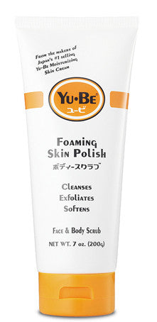 YuBe Foaming Skin Polish