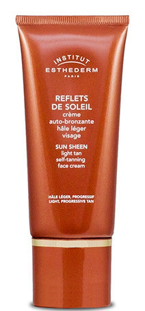Institut Esthederm Sun Sheen Light Self-Tanning Face Cream