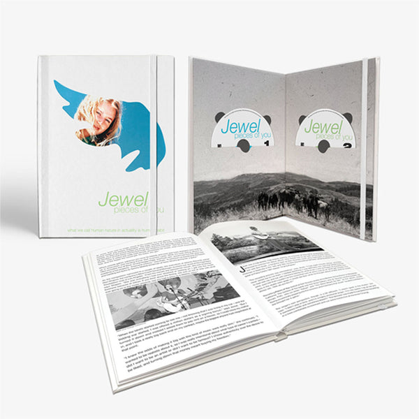 Pieces Of You 25th Anniversary 4-CD Box Set