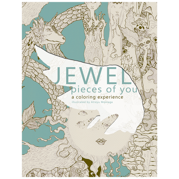 A Jewel Coloring Experience