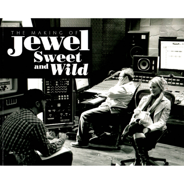 Jewel Sweet and Wild Booklet