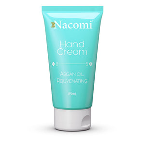 Nacomi Hand Cream Argan Oil Rejuvenating