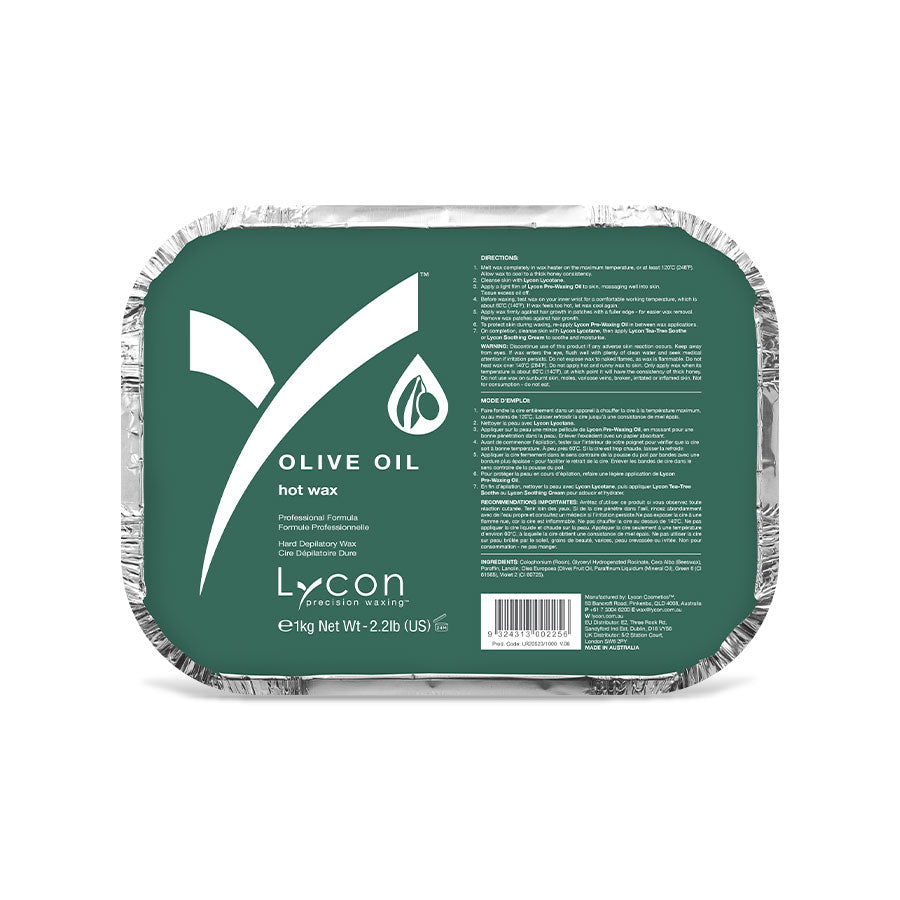 Lycon Olive Oil Hot Wax