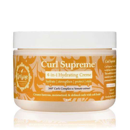 Curl Supreme™ 4-in-1 Hydrating Creme- 8 oz.