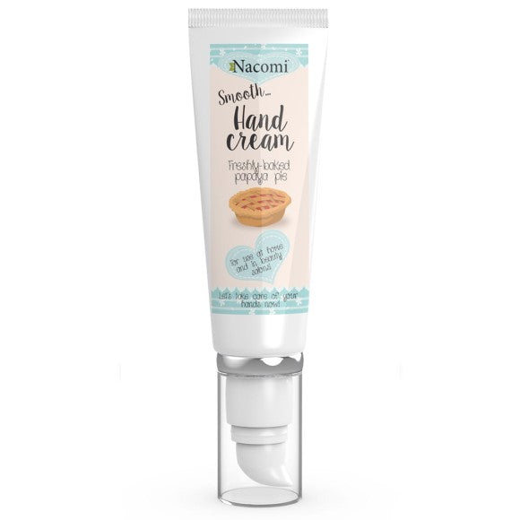Nacomi Hand Cream Freshly Baked Papaya Pie