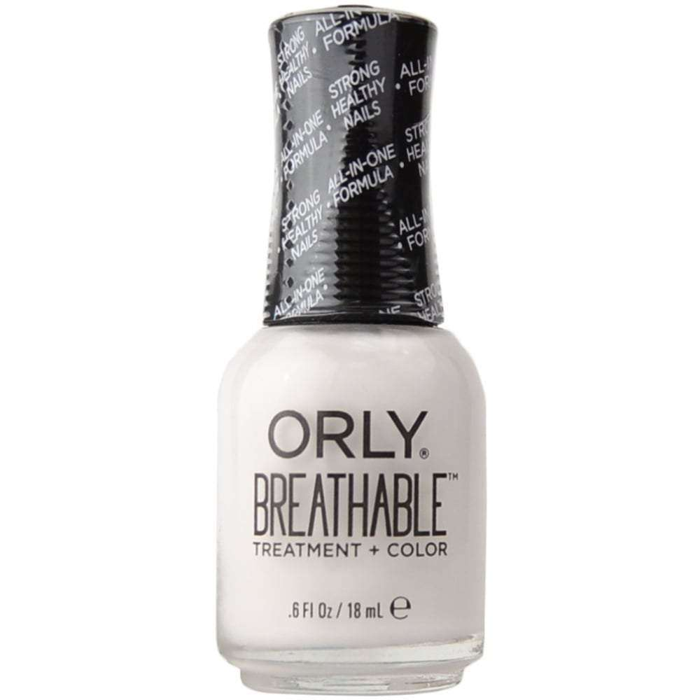 Orly Breathable Nail Polish Barely There