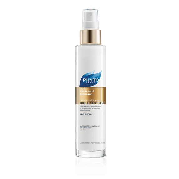 HUILE SOYEUSE LIGHTWEIGHT HYDRATING OIL DRY, FINE TO MEDIUM HAIR