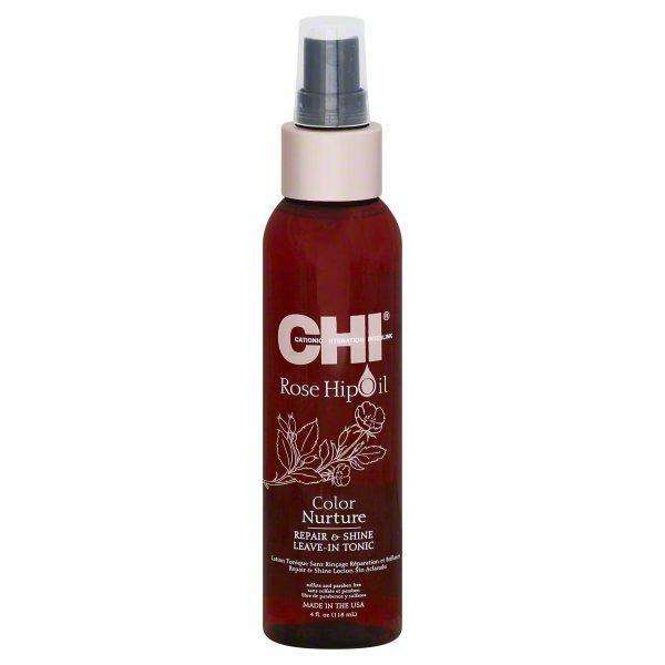 CHI Rose Hip Oil Repair & Shine Leave in Tonic