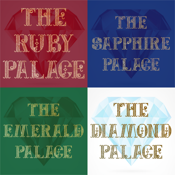 The Jewel Palace Series