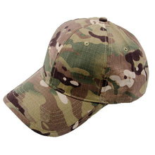 Cargar imagen en el visor de la galería, Men's Military Tactical Duty Uniform Baseball Caps Hats Adjustable