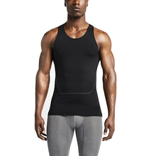 Load image into Gallery viewer, LANBAOSI Men's Sport Compression Under Base Layer Gear Wear Shirt Top