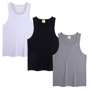 Mens Tank Tops Sleevelss Lightweight Undershirt Multipack