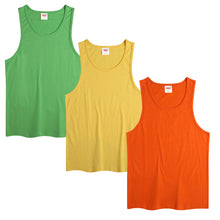 Carregar imagem no visualizador da galeria, Mens Tank Tops Sleevelss Lightweight Undershirt Multipack