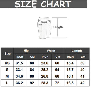 Womens High Waist Workout Yoga Shorts Athletic Leggings Tummy Control Side Pocket for Mobile Phone