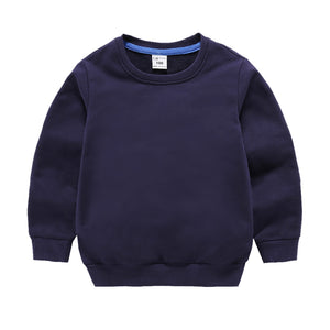 Baby Boys Pollover Sweatshirts Kids Long Sleeve T-Shirt