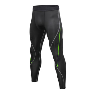 Mens Compression Pants Workout Clothes Gym Fitness Leggings Running Gear Yoga Tights Cool Dry Thermal Baselayer Underwear
