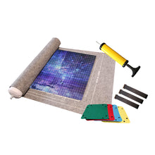 Load image into Gallery viewer, Jigsaw Puzzle Roll Mat Up to 1500 Pieces With Drawstring Storage Bag