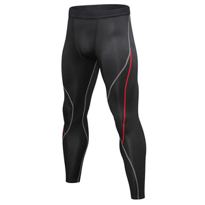 Men's Compression Pants Running Long Baselayer Workout Tights Legging
