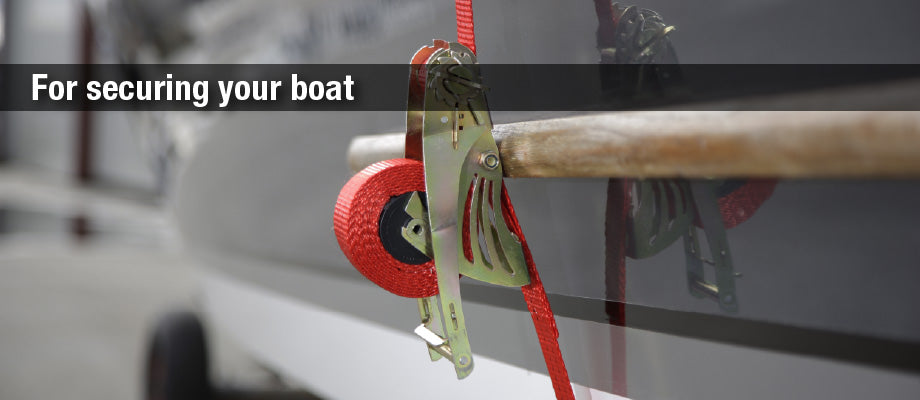 secure your boat with quickloader retractable