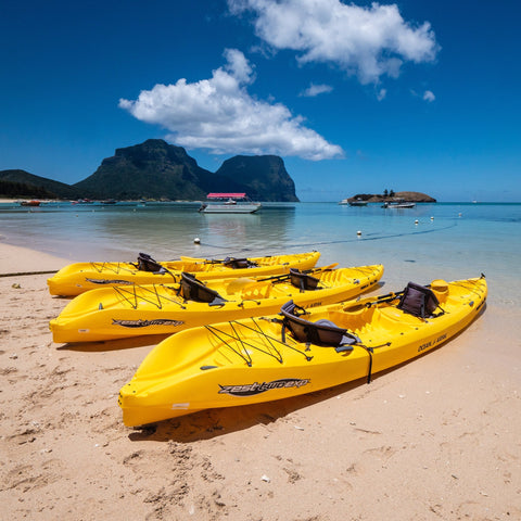 Expedition Kayak Hire