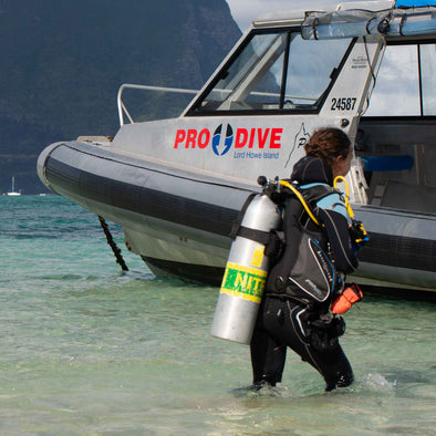 Enriched Air Diver Course (Nitrox)