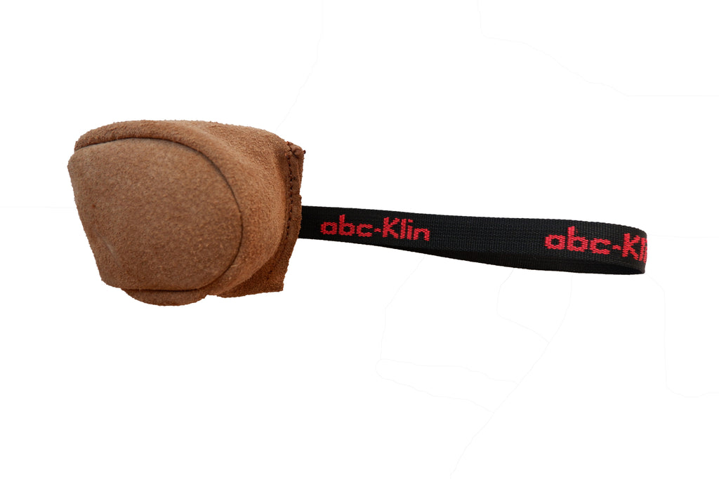 ABC Sport Klin Rope Ball, Nylcot and Suede